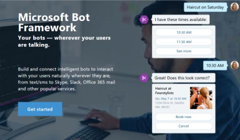 Microsoft、AI bot開発フレームワークをアップデート カードやグループチャットをサポート – ITmedia ニュース